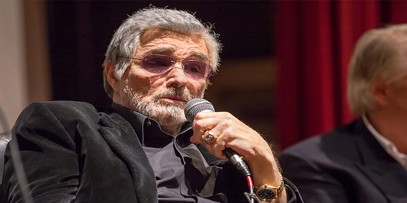 BurtReynolds CareerAchievement