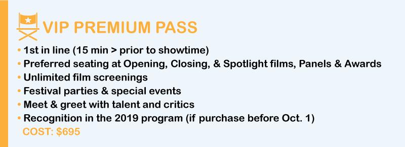 Purchase VIP Premium Pass