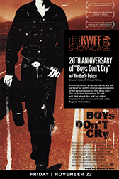Boys Don't Cry - 20th Anniversary - 11/22 @ 5:30 PM