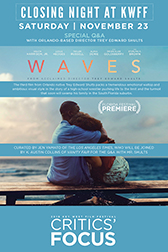 Waves - 11/23 @ 5:30 PM