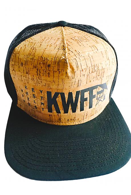 KWFF CORK CAP